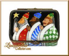 3 Wise Men Christmas Limoges Box