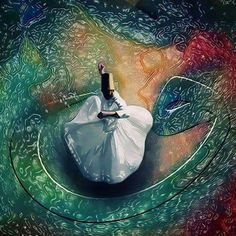 """Soul receives from soul that knowledge, therefore not by book nor from tongue. If knowledge of mysteries come after emptiness of mind, that is illumination of heart.""  ― Rumi"