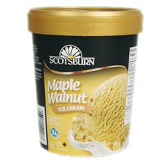 #scotsburn #icecream #maplewalnut