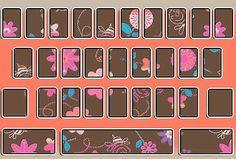 Gardenia (Wallpapers) (Colorkeyboard) (Go Keyboard) Sassy Wallpaper, Power Wallpaper, Rainbow Wallpaper, Keyboard Cover, Pencil Art Drawings, Original Image, Wallpapers, Suzy, Beautiful Things