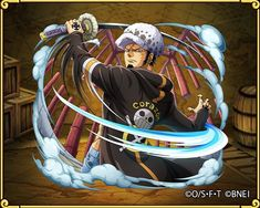 One Piece Series, One Piece Chapter, Trafalgar Law, Romance, Cellphone Wallpaper, Anime, Fan Art, Poses, Cruise