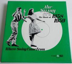 The Swing Era The Music of 19381939 Box Set of 3 LP by Cosasraras, $22.00