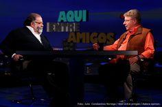 En #AquíEntreAmigos Carlos Alazraki y José Newman debatieron sobre las marchas de los maestros del #CNTE