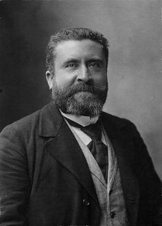 Jean Jaurès, 1904 - Nadar