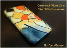 The MamaZone: Customized iPhone Case for Mothers Day (WIN)