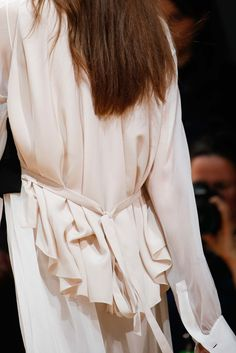 Chloé Fall 2015 Ready-to-Wear Fashion Show Details