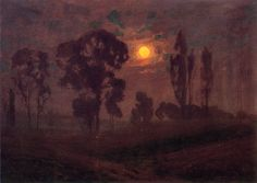 Alexander Mueller Moonlight Scene