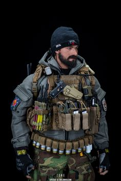 Tactical Life, Tactical Gear, Army Men, Military Men, Special Ops, Special Forces, Usaf Pararescue, Rifle, Tactical Operator