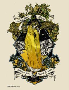 PRINT - David V. D'Andrea | Illustration