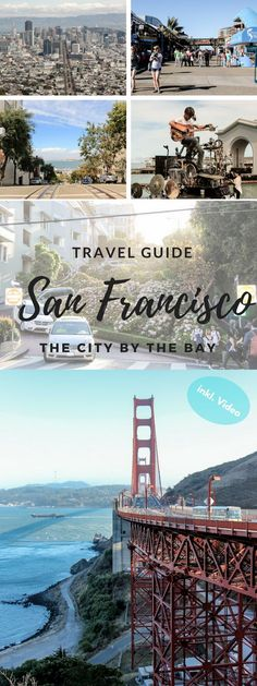 San Francisco - the City by the Bay. Mein Reisebericht mit den Things To Do und vielen Fotos. Die Must Sees sind die Golden Gate Bridge, Twin Peaks, Cable Cars, Alcatraz, Lombard Street, Fishermans Wharf, Pier39, ...