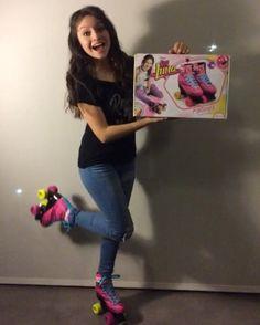 yo quiero esos patines si alguien me los pudiera regalar comente pliss soy Frida A.
