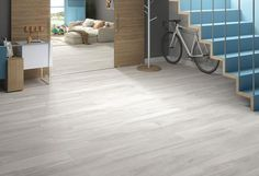 The Milan porcelain tile series represents a range of stylistic and application possibilities for residences and commercial spaces.This European selection of porcelain tile presents highly-rendered wood grain patterning and color variation that c. Wood Tile Bathroom Floor, Wooden Floor Tiles, Wood Look Tile Floor, Faux Wood Tiles, Porcelain Wood Tile, Wood Grain Tile, Wood Plank Tile, Real Wood Floors, Tile Manufacturers