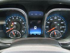 Easy To Read Instrument Cluster . 2014 Chevy Malibu, Tom Clark, Chevrolet, Easy