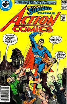 Superman - Dick Giordano, Ross Andru