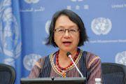 Centro de Noticias de la ONU - Ban Ki-moon, testigo del histórico acuerdo entre el Gobierno de Colombia y las FARC-EP firmado hoy en Cuba
