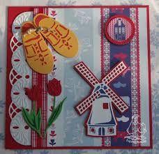 hollandse 3d kaarten creatables molens - Google zoeken Air Balloon, Balloons, Marianne Design, Holland, Advent Calendar, Card Making, Windmills, Lighthouses, Holiday Decor