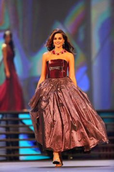 Miss South Africa Rolene Strauss