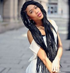 1000 Images About Natural Hair Style Braids On Pinterest
