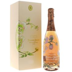 2006 Perrier Jouet Belle Epoque Fleur de Champagne Rose Epernay
