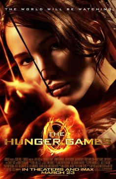 Are you seeing The Hunger Games movie? I just saw it today and would love to discuss thoughts. I loved the books....now what about the movie?