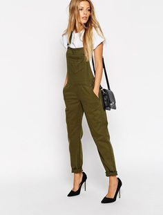 19 Pairs of Overalls to Nail  90s Chic the 2015 Way via Brit + Co