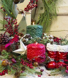 Country Christmas ~ Santa Cider, Northern Pine hearth  warmglow.com
