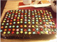 donabimby: Bolo Aniversário - Bolo de Cenoura divinal com cobertura de ganache de chocolate