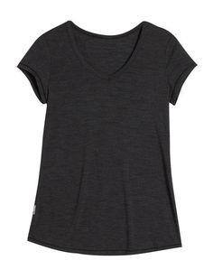 Cool-Lite Spheria Short Sleeve V