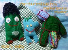 Ravelry: apartmentcat's Scary Selby