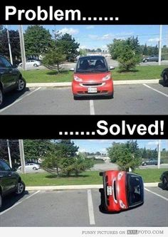 Bad parking problem solved