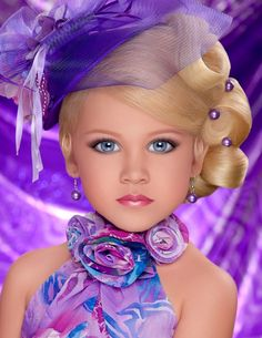 T glitz - toddlers and tiaras Photo - Fanpop fanclubs Glitz Pageant Dresses, Little Girl Pageant Dresses, Girls Pageant Dresses, Beautiful Children, Beautiful People, Pageant Photography, Pagent Hair, Pageant Headshots, Toddlers And Tiaras