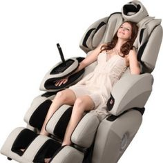 Fujita Massage Chair Recliner, omg I got to try one of these today at relax the back, it was freakin wonderful!! If I had 6,000$$ I would def pick one up