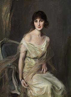 Philip Alexius de Laszlo (1869-1937) - известный венгерский художник-портретист.. Обсуждение на LiveInternet - Российский Сервис Онлайн-Дневников