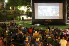 Movies on the Commons Tualatin Lake at the Commons Tualatin, OR #Kids #Events