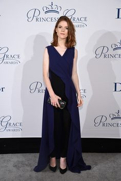 Rose Leslie Photos Photos - Actress Rose Leslie attends the 2016 Princess Grace Awards Gala with presenting sponsor Christian Dior Couture at Cipriani 25 Broadway on October 24, 2016 in New York City. - 2016 Princess Grace Awards Gala With Presenting Sponsor Christian Dior Couture - Inside