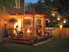 I would love this in my back yard