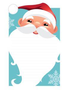 Day 2 ~ Letter to Santa #mpm25daysxmas - FREE printable by Boutique By Design.  #boutiquebydesign  boutiquebydesign.com