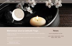 #yoga latitude Préverenges #Suisse Reference Site, Lausanne, Site Internet, Tea Lights, Creations, Yoga, Candles, Tea Light Candles, Candy