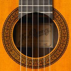 José Ramirez III 1961 | Harris Guitar Foundation