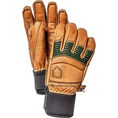 Amazon.com: Hestra Leather Fall Line Ski and Cold Weather Gloves Unisex: Sports & Outdoors