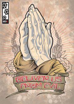☆ Prayng Hands :¦: By ~Tylerrthemesmer ☆