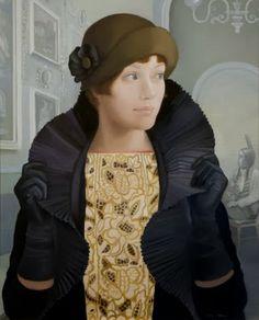 Artodyssey: Lizzie Riches