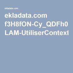 ekladata.com f3H8fON-Cy_QDFh0lwbM1n-cN6w LAM-UtiliserContexteMorpho.pdf Ios, Spring, Vocabulary