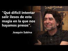 Joaquín Sabina es un cantautor español que nació el 12 de febrero de 1949, bajo el nombre de Joaquín Ramón Martínez Sabina. Actualmente tiene diecisiete discos de estudio, cinco en directo y tres recopilatorios, y ha contado con la colaboración de grandes compositores en algunos de ellos. Asimismo ha escrito diversos libros.