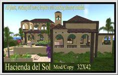 Second Life Hacienda del Sol