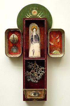 Altars: Persephone #Shrine.