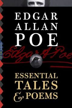 Poe is famous for his tales and poems of horror and mistry