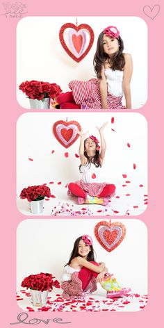 so cute for when lila get's older! v-day shoot!