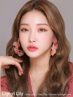 Korean Makeup Look, Korean Beauty, Asian Beauty, Korean Make Up, Korean Girl, Asian Girl, Kpop Girl Groups, Kpop Girls, Malu Trevejo Outfits