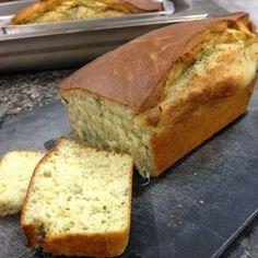 Receita de pão de linhaça e de ervas (de liquidificador e sem glúten!)
